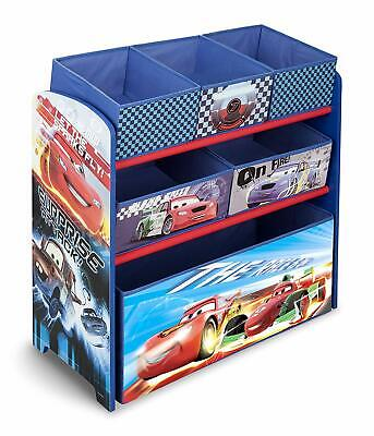 Phenomenal Disney Pixar Cars Chair Desk With Storage Bin Delta Children Pdpeps Interior Chair Design Pdpepsorg