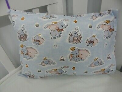 Dumbo Pillowcase Child Toddler Size 100% Cotton