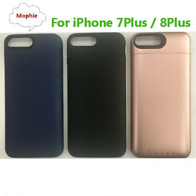 Mophie Juice pack air battery case for iphone7plus / 8plus Qi wireless  2420mah