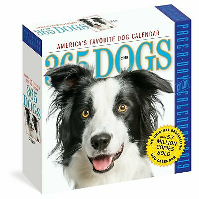 365 Dogs Page A Day Calendar 2019 About The Author Workman Publishing UK Seller