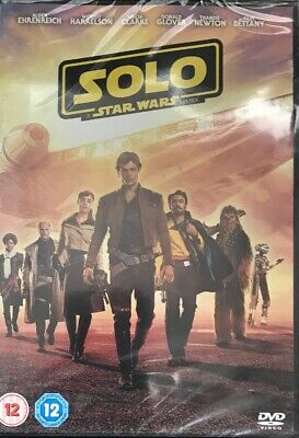 SOLO A Star Wars Story DVD. Free delivery.