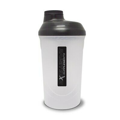 Protein Shaker Whey Isolate Powder Blender Protein Mixer Exclusive Supplements