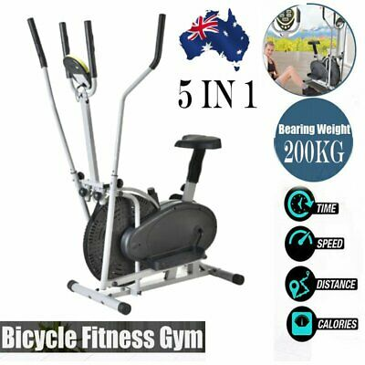 MAGNETIC EXERCISE BIKE Training Indoor Cycling Bicycle