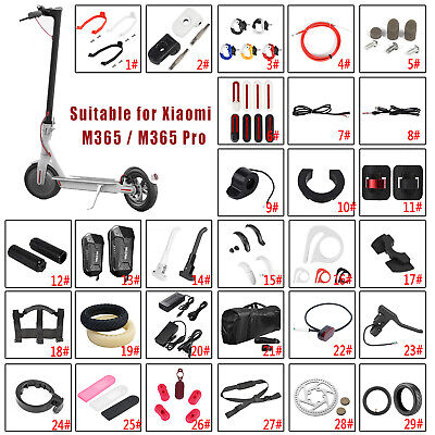 For Xiaomi Mijia M365 Electric Scooter Various Repair Reserve Parts Accessories