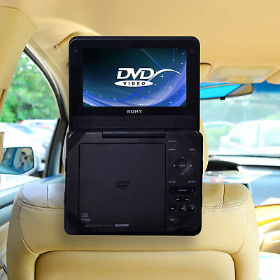 TFY Swivel Screen Portable DVD Player Car Mount Sony BDPSX910 Holder for 9 Inch
