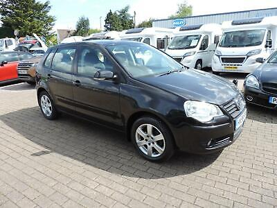 Vw Volkswagen Polo Match 5 Door Petrol Automatic 08/58 One Owner From New Aircon