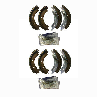 "2 x Trailer Brake Shoes Knott 250x40 to Suit Ifor Williams & Bateson - 10"" Drum"