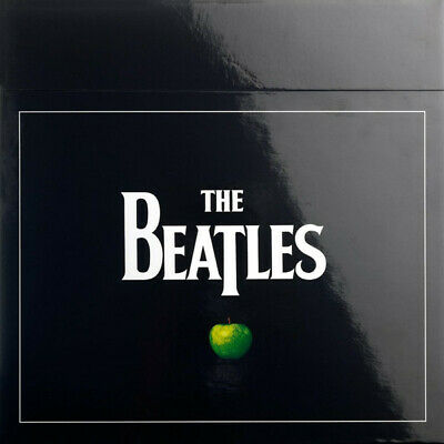 The Beatles ‎– The Beatles Vinyl 16LP Box Set NEW/SEALED Stereo 180gm