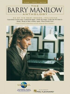 Bryan Adams Anthology Sheet Music P V G Piano Vocal Guitar Songbook NE 000306422