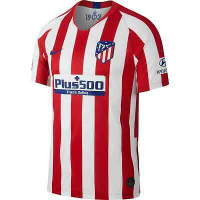 Atlético Madrid Home Shirt 2019/20, At Madrid Football Kit