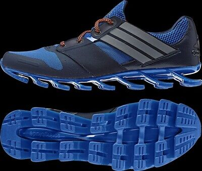 ADIDAS SPRINGBLADE SOLYCE Mens Running Trainers Black Uk