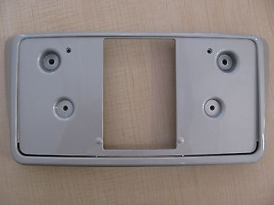 2013-17 Cadillac Front License Plate Bracket GM # 22911426