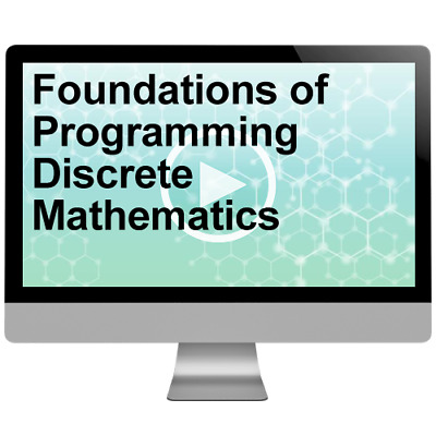 Foundations of Programming Discrete Mathematics Video Training Course