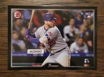 2019 Topps On Demand Set 7 #18 Inspired By '55 Bowman Peter Alonso Mets RC Pete