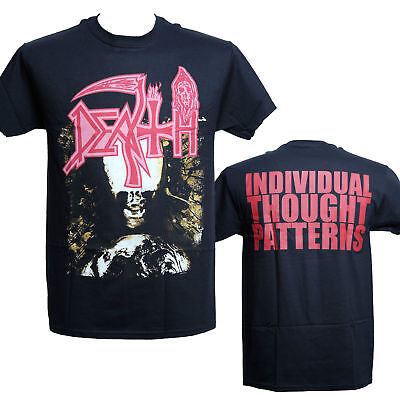 DEATH - INDIVIDUAL THOUGHT PATTERNS T-shirt - Size Extra Large XL - DEATH METAL*
