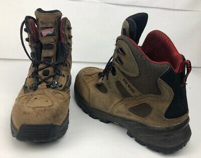 d7562dba116 RED WING MEN'S Truhiker Waterproof Aluminum Toe Work Boots Size 12 D ...