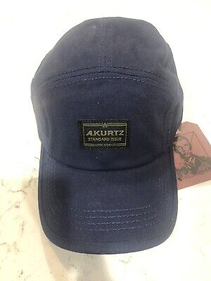 A KURTZ Adjustable Admiral Camp Baseball Hat Cap