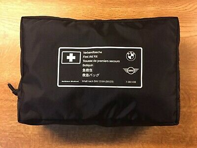 Genuine Bmw First Aid Medical Emergency Kit *  1 2 3 Series M3 M5 Mini S Cooper