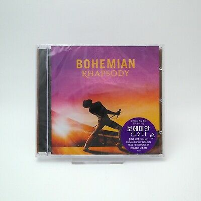 Bohemian Rhapsody OST - Original Soundtrack CD