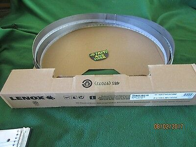 New Lenoxtri-Tech Ct Welded Bandsaw Blade 92593Ttb154570 15Ft X1-1/2X0.50X1.4/2