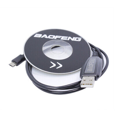 BF-T1 Accessories USB Programming Cable+ CD Firmware For BAOFENG BF-T1 Mini Y6K2