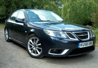 Saab 9-3 2.0T Aero Saloon 6 Speed Manual, 2 Owners, Great Condition