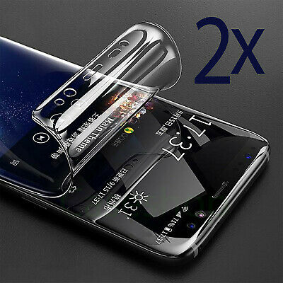 2x Samsung Galaxy S9 / S9 Plus Panzer Folie Display Schutz Folie Cover 3D KLAR