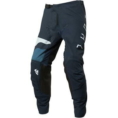 Thor Cross Hose Prime Pro Fighter - Blau/Camo