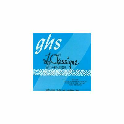 GHS La Classique 028-040 Medium High Tension für Konzertgitarre
