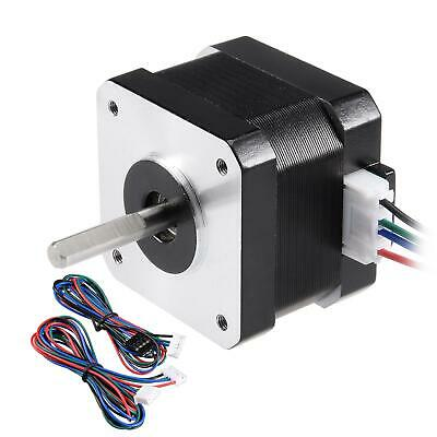 Nema 42 Stepper Motor Bipolar 23mm 0.22NM 1.3A 3.8V for CNC 3D Printer DIY Hobby
