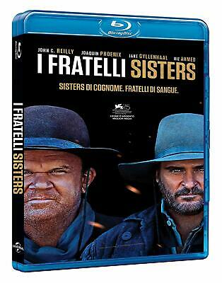 Blu Ray I Fratelli Sisters (2019) ......NUOVO