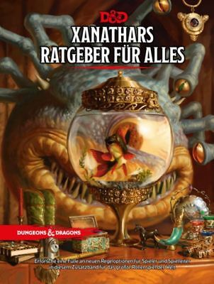 Dungeons & Dragons Xanathars Counselor for Everything 5th Edition (German) D &