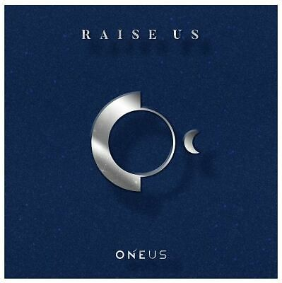 RAISE US by ONEUS The 2nd Mini Album [Dawn Ver.]