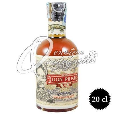 Rum - Don Papa Aged In Oak Ron Philippines Invecchiato 7 Anni - Rhum 20Cl