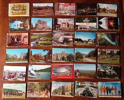 578 Postcards - PENNSYLVANIA / HARRY POTTER / GAME of THRONES Post Cards + BOOK