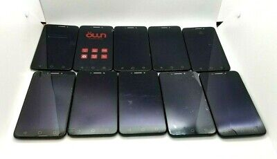 10 Lot OWN Smart Plus Smartphone For Parts Repair Used Wholesale As Is