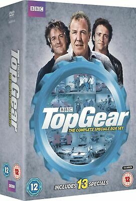 Top Gear: The Complete Specials (BBC) (DVD 13 DISC BOX SET) *NEW/SEALED*