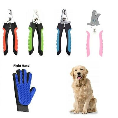 Heavy Duty Large Professional Dog Cat Pet Grooming Kit Toe Nail Trimmer Scissors