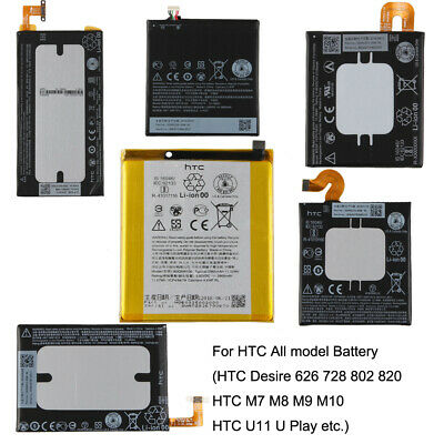 NEW Replacement Battery For HTC Desire 626 728 820 M7 M8 M9 M10 U11 U Play #SS