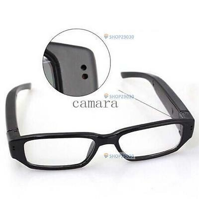 Mini HD 720P Spy Camera Glasses Hidden Eyewear DVR Recorder Cam Camcord  BT