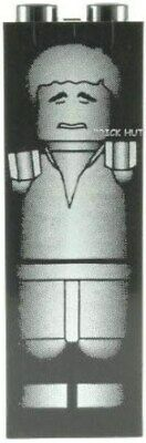 Lego Star Wars Han Solo In Carbonite (Brick 1 X 2 X 5) - Bestprice + Gift - New