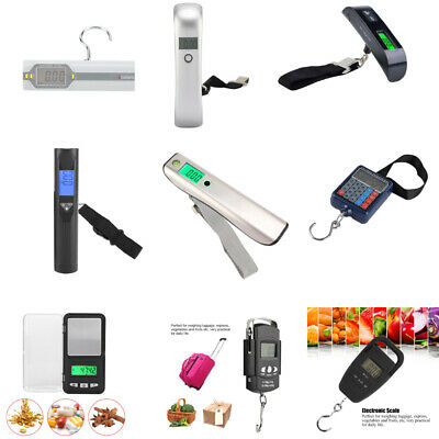 Portable Handheld Digital Electronic Hanging Digital Travel Luggage Weight Scale