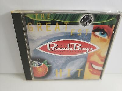 Greatest Hits, by The Beach Boys ( Music CD,1995, Capitol/EMI Records)