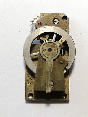 Vintage Clock Platform Escapement 17.99mm X 36.5mm (A94)