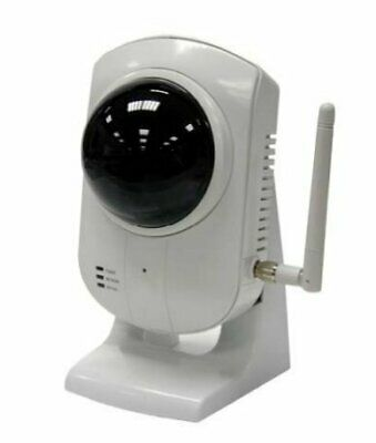 INDOOR PAN-TILT SECURITY IP Camera (SerComm Model RC8230) - $29 50