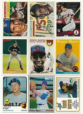 2019 Topps Series 2 ICONIC CARD REPRINTS Insert - You Pick Choose FREE SHIP