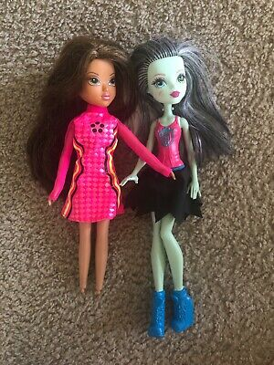 f0514f53e397e DISNEY BELLE EVER After High Monster High Bratz doll lot - $14.99 ...