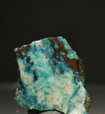 CHRYSOCOLLA With Quartz Lapidary cabbing rough specimen chunk