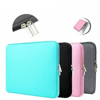 "Shockproof Notebook Soft Sleeve Case Pouch For Laptop Protector Bag 13-15"" S2F0T"