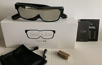 FUNIOT ChemiON Bluetooth 4.0 Glasses CHM-2000